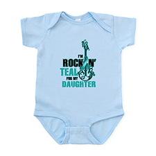 RockinTealFor Daughter Body Suit