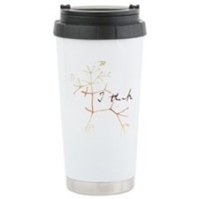 Darwins tree of life: I think Travel Mug