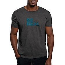Be Real Woodgrain T-Shirt