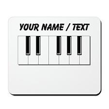 Custom Keyboard Keys Mousepad