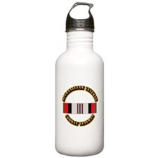 Afhganistan Veteran Water Bottle