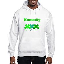 Kennedy (Custom Surname) St. Patricks Day Shamrock
