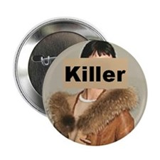 "Anti-Fur 2.25"" Button (10 pack)"