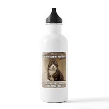Shelter Cattitude Water Bottle