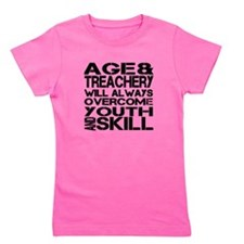 Treachery Girl's Tee