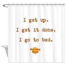 Cute Making list Shower Curtain