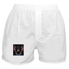 God May Have Mercy Boxer Shorts