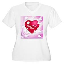 Star Burst Heart T-Shirt
