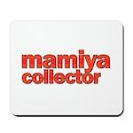"""""""Mamiya Collector"""" Mousepad!"""