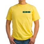 GNI Yellow T-Shirt