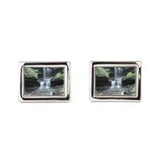 A Michigan Waterfall Cufflinks