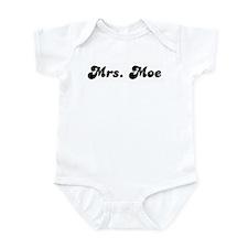 Mrs. Moe Infant Bodysuit