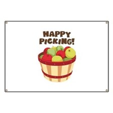 Happy Picking! Banner