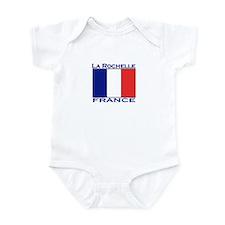 La Rochelle, France Infant Bodysuit