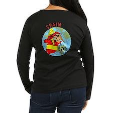 Spain Global Roam T-Shirt