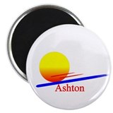 Ashton 2.25&quot; Magnet (10 pack)