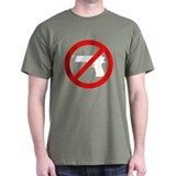 No More Guns T-Shirt
