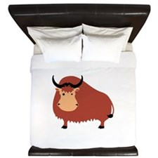 Yak Animal King Duvet