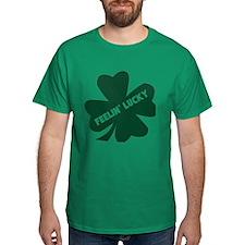 Feelin' Lucky Men's T-Shirt
