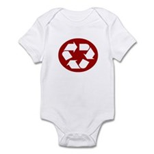 RECYCLE SYMBOL TEE SHIRT GREEN GIFT Infant Bodysui