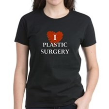 I Love Plastic Surgery Tee