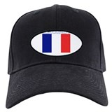 Burgundy, France Baseball Hat
