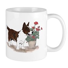 Brindle Cardigan Welsh Corgi Mug
