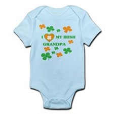 I Love My Irish Grandpa Body Suit