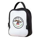 Crippled Eagle Neoprene Lunch Bag