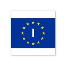 EU Italy Sticker
