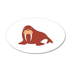 Walrus Animal Wall Decal