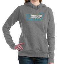 Limit Happy Hooded Sweatshirt