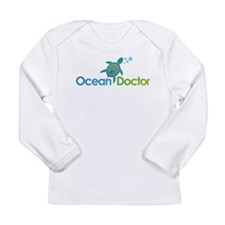Ocean Doctor Logo Long Sleeve T-Shirt