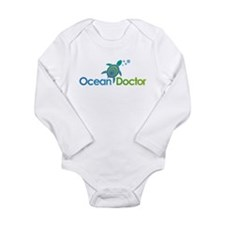 Ocean Doctor Logo Body Suit