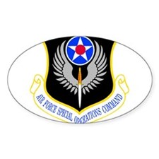 Special Operations Command Decal Sticker