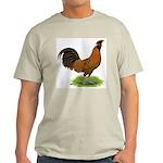 Gold Brabanter Rooster Light T-Shirt