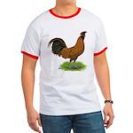 Gold Brabanter Rooster Ringer T