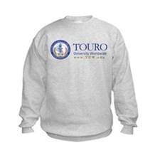 TUW Logo + Name Sweatshirt