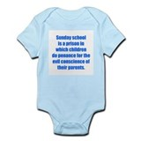 Sunday School Infant Bodysuit