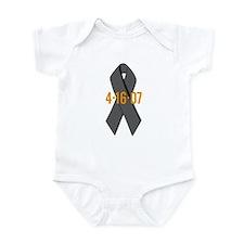Cool Virginia tragedy Infant Bodysuit
