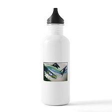 Planes, vintage fighters, Water Bottle