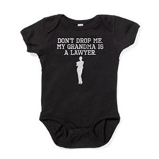 My Grandma Is A Lawyer Baby Bodysuit