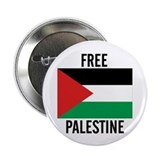 "Unique Free palestine 2.25"" Button (100 pack)"