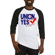 union yes Baseball Jersey