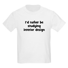 Study interior design T-Shirt