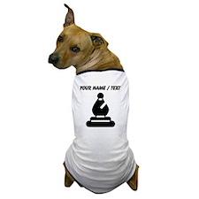 Custom Bishop Chess Piece Dog T-Shirt
