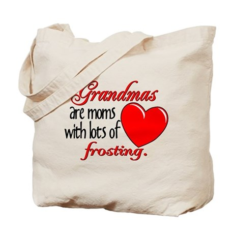 Grandma's Frosting Tote Bag