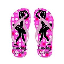 Adorable Dancer Flip Flops