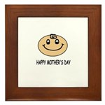 HAPPY MOTHER'S DAY Framed Tile