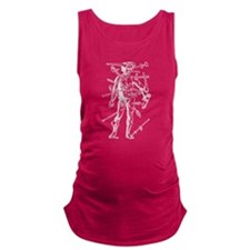 Wound Man Maternity Tank Top